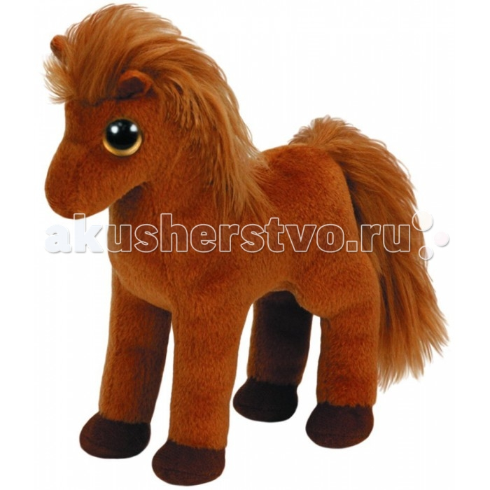 Мягкие игрушки TY Beanie Babies Лошадка Gallops 17 см ynynoo hot ty beanie boos big eyes small unicorn plush toy doll kawaii stuffed animals collection lovely children s gifts lc0067