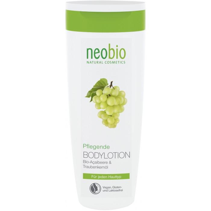 Косметика для мамы Neobio Увлажняющий лосьон для тела 250 мл лосьоны rizes crete увлажняющий лосьон для тела с оливковым маслом и экзотическими фруктами