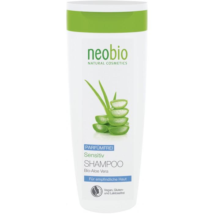 Косметика для мамы Neobio Шампунь для чувствительной кожи головы 250 мл недорого