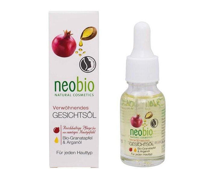 Neobio Насыщенное масло для лица 15 мл