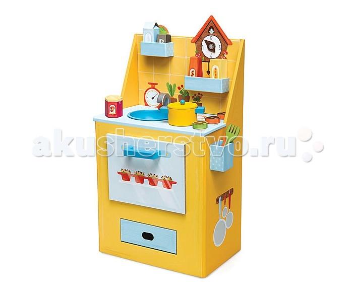 Krooom Игрушки из картона: Кухня шеф-повара Шафрана