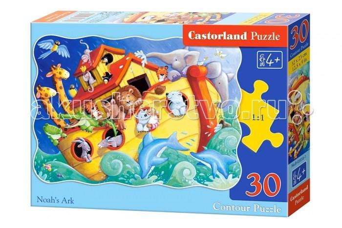 Пазлы Castorland Пазл Ноев ковчег 30 элементов