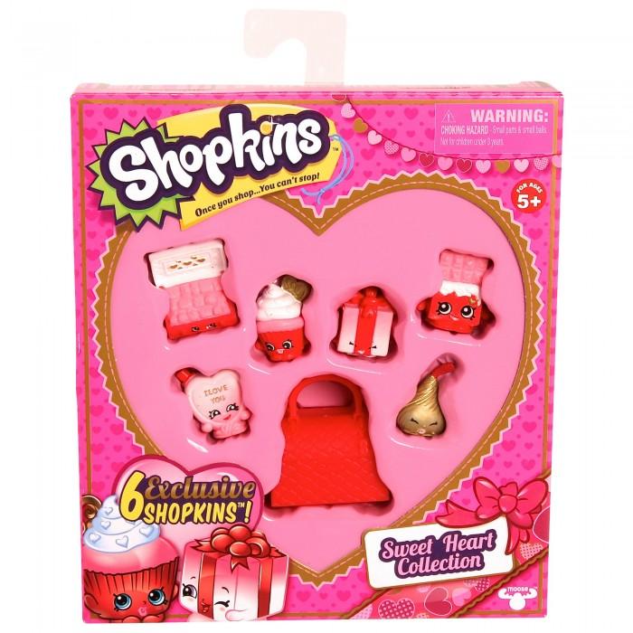 Игровые наборы Shopkins Игровой набор Сладкое Сердечко  игровые наборы shopkins игровой набор модная лихорадка хранение обуви