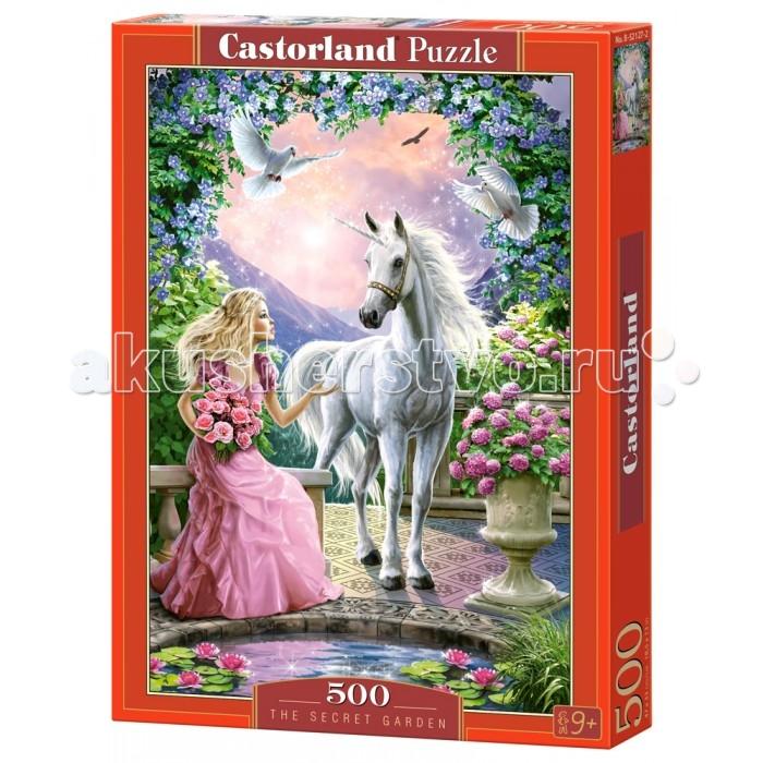 Пазлы Castorland Пазл Волшебный сад 500 элементов