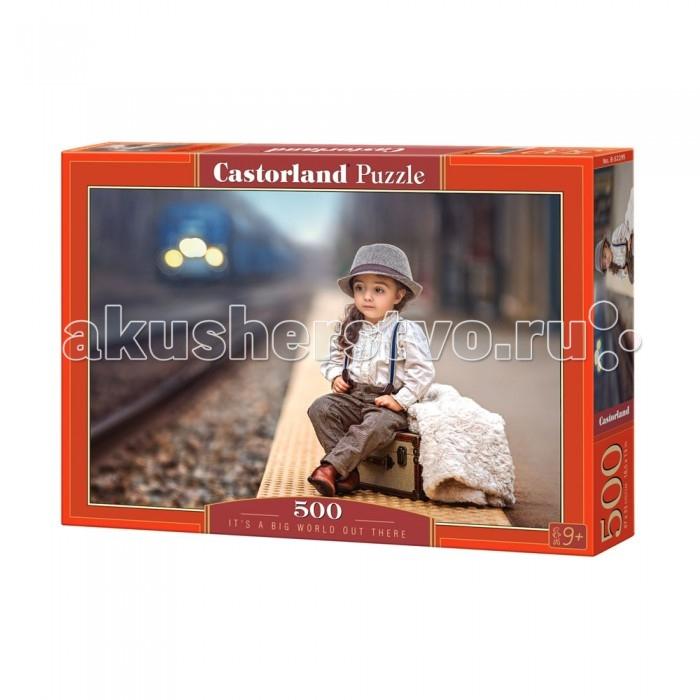 Пазлы Castorland Пазл Путешествие 500 элементов пазлы castorland пазл 4 в 1 девочка и лошадь 180 элементов