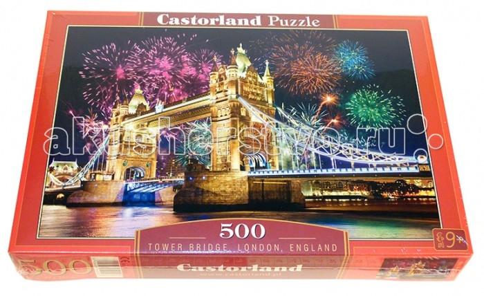 Пазлы Castorland Пазл Тауэрский мост 500 элементов