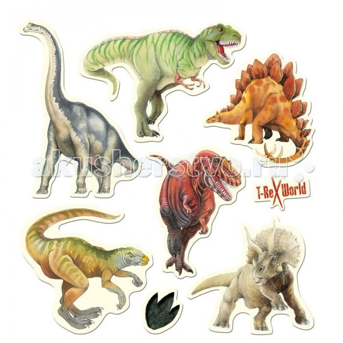 Детские наклейки Spiegelburg Наклейки T-Rex 20813