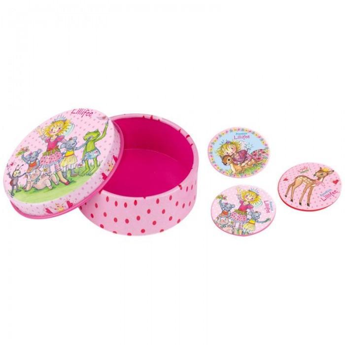 Детские наклейки Spiegelburg Наклейки Prinzessin Lillifee 20919 цена