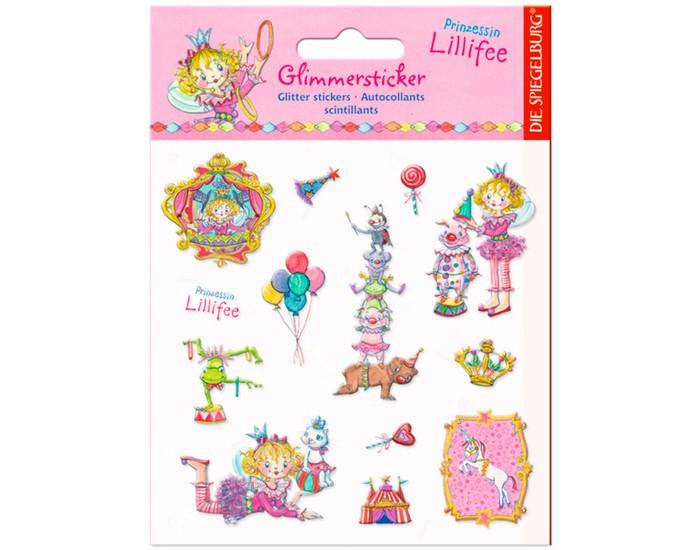 Детские наклейки Spiegelburg Наклейки Prinzessin Lillifee 10616 цена
