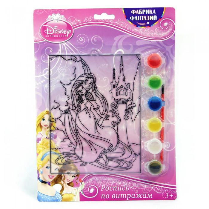 наборы для творчества disney набор для росписи витража самолеты дасти Наборы для творчества Disney Набор для росписи витража Рапунцель