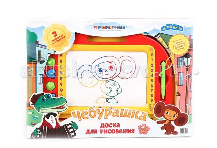 Союзмультфильм Доска GT8859 для рисования Чебурашка