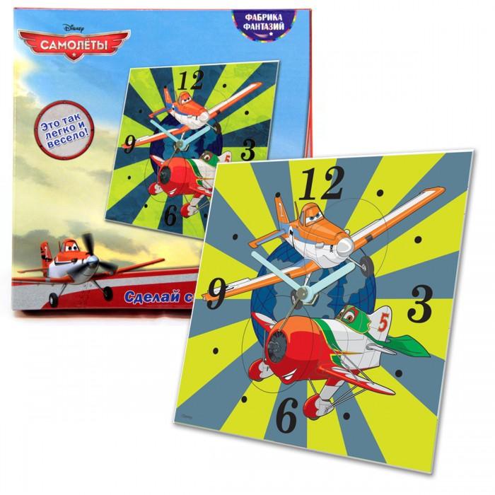 Наборы для творчества Disney Создай свои часы Самолеты disney gt пазл gt7130 самолеты 20 20 см дерево tm