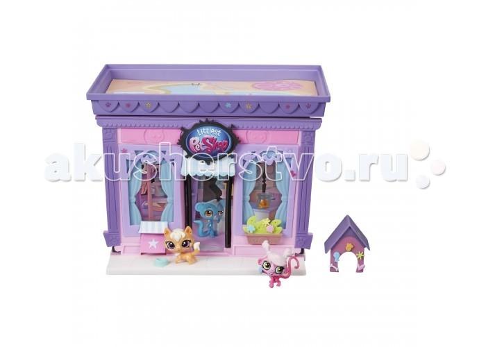 Игровые наборы Littlest Pet Shop Стильный зоомагазин