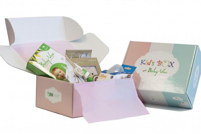 Kid's Box Набор для девочки 0-3 лет
