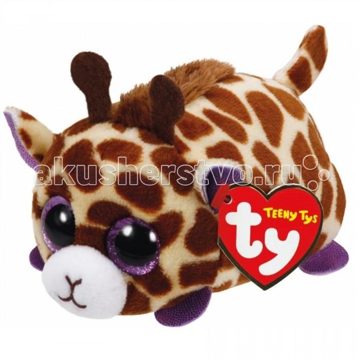 Мягкие игрушки TY Teeny Tys Жираф Mabs 11 см