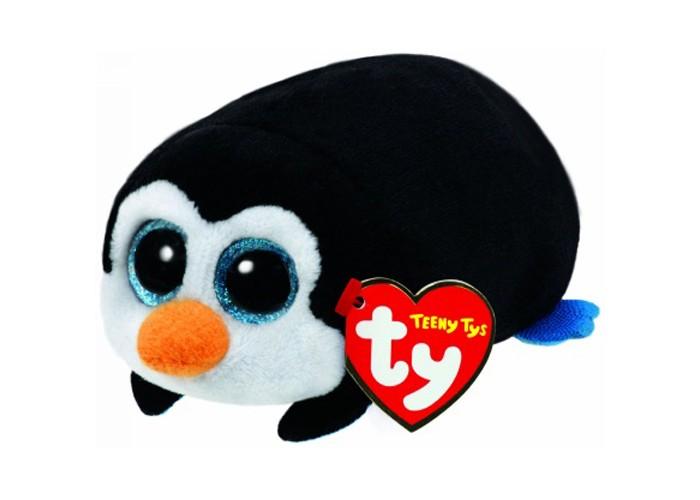 Мягкие игрушки TY Teeny Tys Пингвин Pocket 11 см мягкая игрушка пингвин tux купить