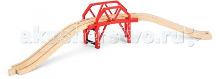 Brio Изогнутый мост 4 детали