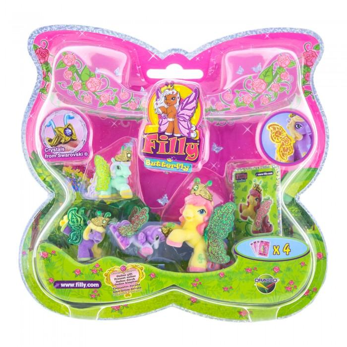 Filly Набор игровой Лошадки-бабочки с блестящими крыльями Emma
