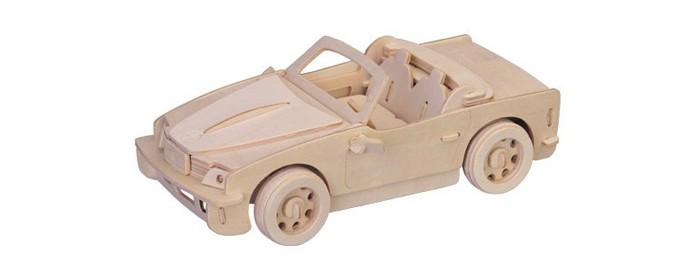 Конструкторы Wooden Toys Сборная модель БМВ кровать машина бмв 70х160