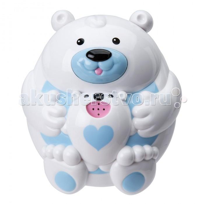 Игрушки для ванны Alex Игрушка для ванны Полярный медвежонок alex игрушки для ванны 3 цветные лодочки
