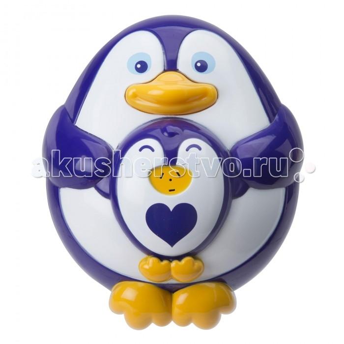 Игрушки для ванны Alex Игрушка для ванны Пингвиненок alex игрушки для ванны 3 цветные лодочки