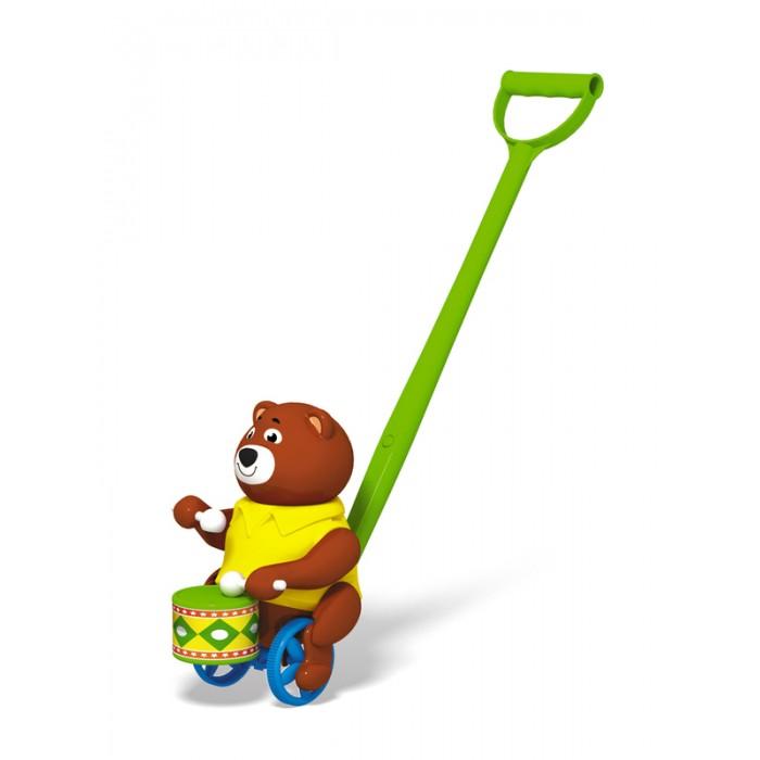 Каталки-игрушки Стеллар Барабанщик каталки игрушки ebulobo мишка большая