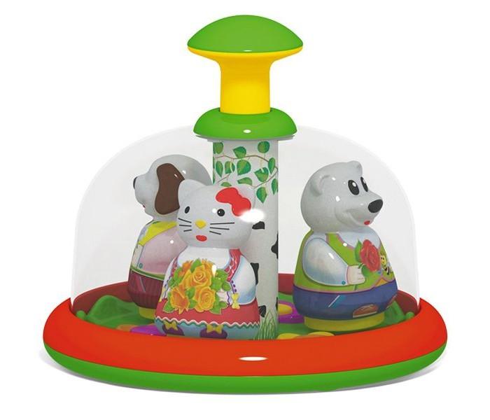 Развивающие игрушки Стеллар Юла-карусель Хоровод стеллар стеллар юла домик в деревне