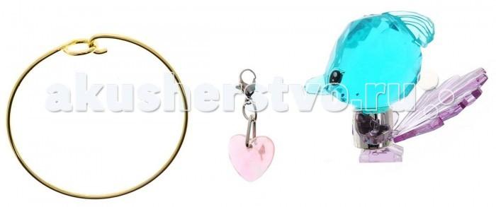 Crystal Surprise Фигурка Лисенок с браслетом и подвесками