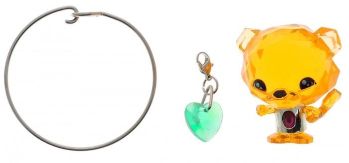 Игровые наборы Crystal Surprise Фигурка Тигренок с браслетом и подвесками