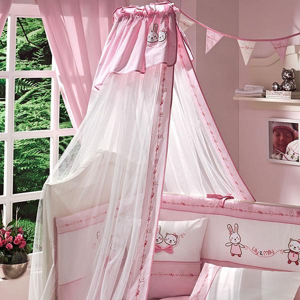 Балдахин для кроватки Funnababy Lily Milly