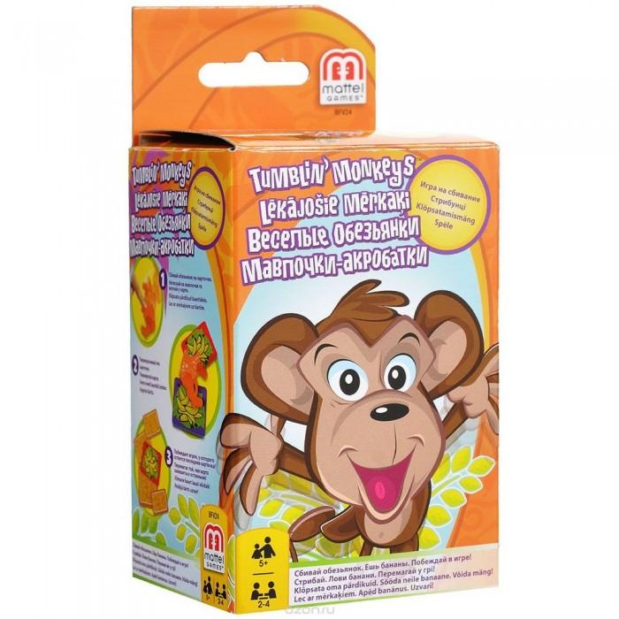 Купить Mattel Настольная игра Обезьянка-акробат для путешествий в интернет магазине. Цены, фото, описания, характеристики, отзывы, обзоры
