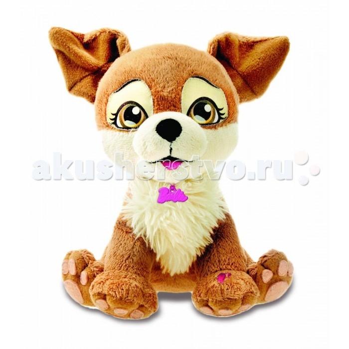 Интерактивная игрушка Barbie Чихуахуа LaceyЧихуахуа LaceyИнтерактивная игрушка Barbie Чихуахуа Lacey  Прелестная чихуахуа Лейси - интерактивный питомец. Собачка реагирует на прикосновения, издавая звуки - она урчит и лает, если ее гладят. Но не стоит забывать, что Лейси - собачка Барби, и она во всем должна соответствовать шикарному стилю знаменитой куклы, поэтому в комплекте с ней находятся модные аксессуары: темные очки, фотоаппарат и лакшери-кость. Фотоаппарат издает правдоподобные щелчки, а на кость чихуахуа реагирует довольным рычанием.   С Лейси легко подружиться - а иметь такого милого друга очень здорово!  Тип батареек: 2 x AA / LR6 1.5V (мизинчиковые)<br>