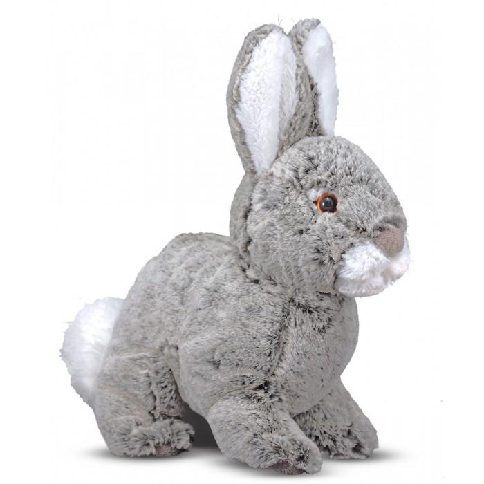 Мягкие игрушки Melissa Doug Кролик 23 см