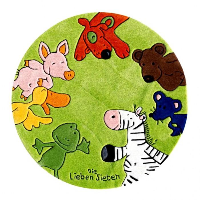 Аксессуары для детской комнаты Boing Carpet Ковёр Die Lieben Sieben 130 см 2195-01R