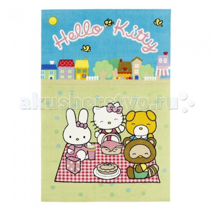 Купить Детские ковры, Boing Carpet Ковер Hello Kitty 100 x 150 см НК-23