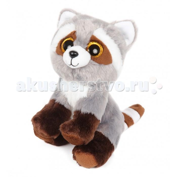 Мягкие игрушки Leader Kids Енот 15 см цены онлайн