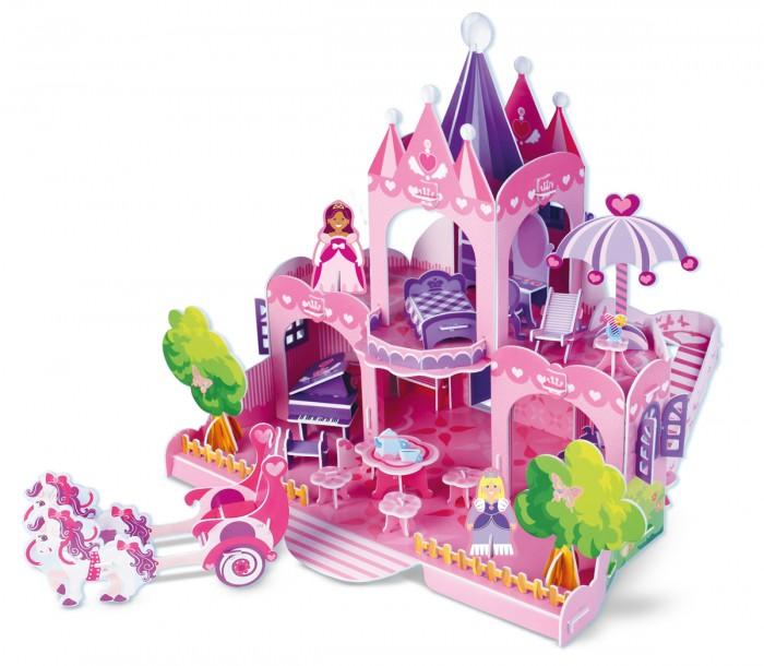 Пазлы Melissa & Doug Пазл 3D Кукольный домик пазл кукольный дом 102671