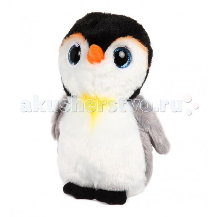 Мягкие игрушки Leader Kids Пингвин 15 см мягкая игрушка пингвин tux купить
