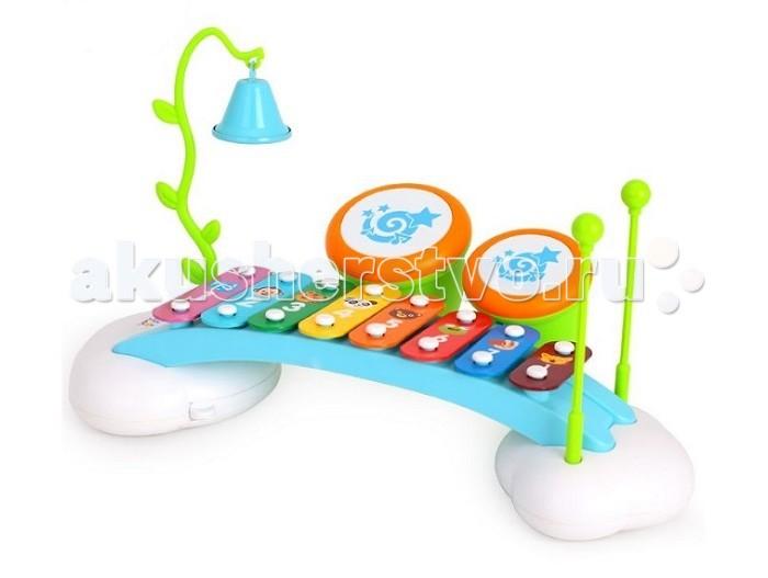 Игровые центры Huile Toys Музыкальный центр для малышей, Игровые центры - артикул:219703