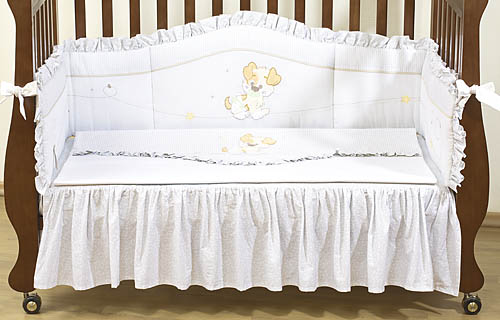 Комплект в кроватку Giovanni Puppy 120х60 (4 предмета)