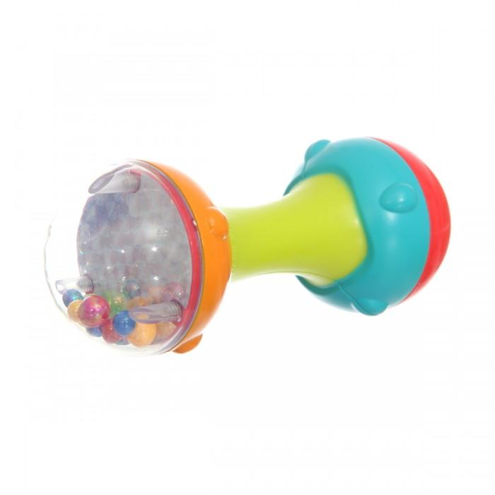 Погремушки Huile Toys Гантель погремушки lorelli toys игрушка жираф погремушка