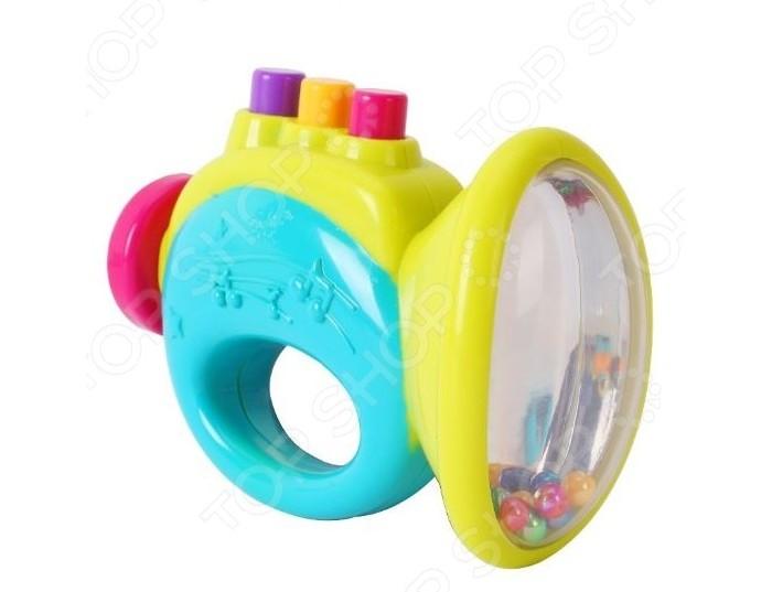 Погремушки Huile Toys Дудочка музыкальные игрушки стеллар дудочка