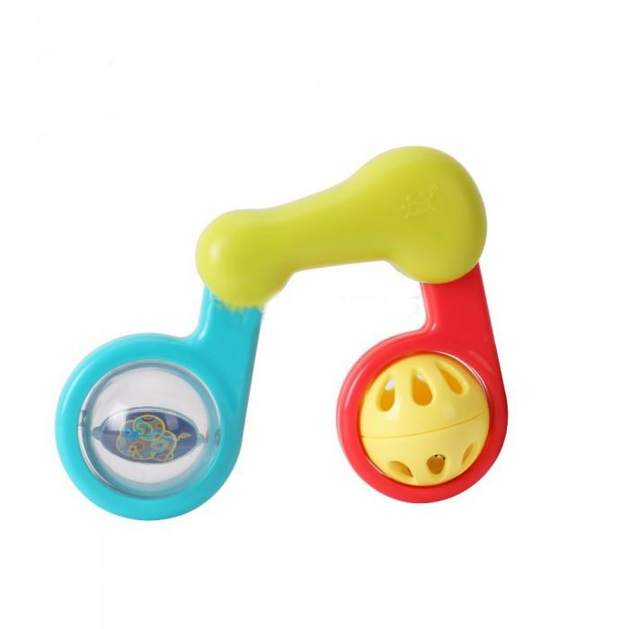 Погремушки Huile Toys Нотка погремушки s s мягкая погремушка тапочки носочки