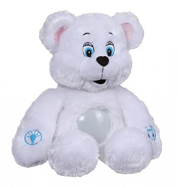 Ночники Мульти-пульти Светильник-игрушка Лунный мишка ночники babyono ночник с колыбельными baby мишка
