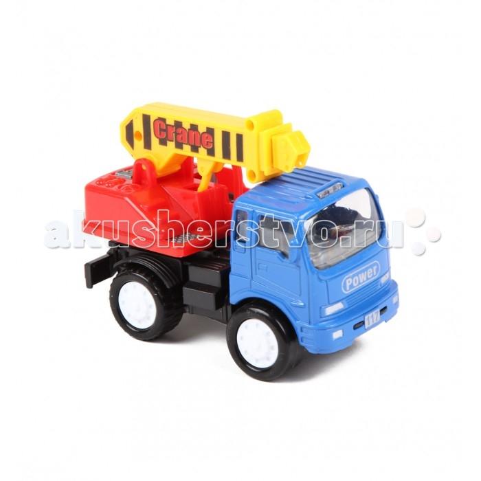 Машины Tongde Машина грузовая машины tongde машинка на батарейках чудомобиль
