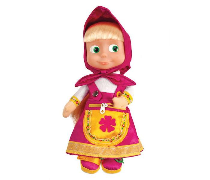 Интерактивные игрушки Мульти-пульти Мягкая игрушка Маша учит одеваться корнеева о учимся различать цвета