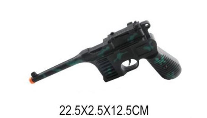 Игрушечное оружие Shantou Gepai Игрушечное оружие Пистолет J-4 игрушечное оружие sohni wicke пистолет texas rapido 8 зарядные gun western 214mm