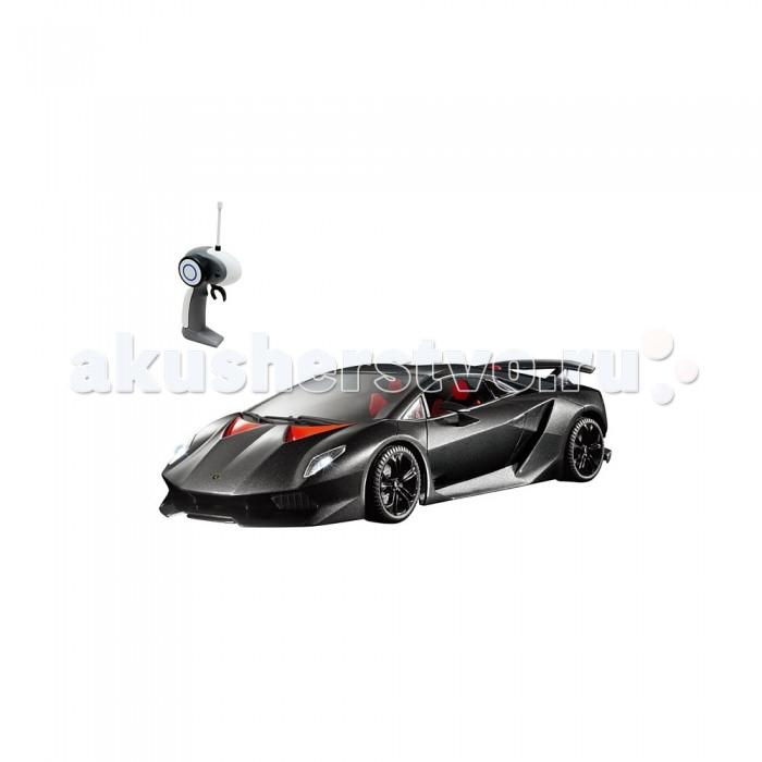 Auldey Машина на батарейках радиуоправляемая LAMBORGHINI - Sesto LC296040Машина на батарейках радиуоправляемая LAMBORGHINI - Sesto LC296040Машина р/у Lamborghini - Sesto LC296040 - яркая реалистичная модель автомобиля в масштабе 1:28. Удобный пульт дистанционного радиоуправления позволяет легко управлять движением машины на расстоянии до 12 метров.  У автомобиля включается свет передних и задних фар. Машина способна развивать скорость до 7 км/ч. Управлять таким автомобилем одно удовольствие, которое получат и дети, и взрослые.  Особенности: Движение вперед, назад, влево, вправо. Световые эффекты: свет передних и задних фар.  Радиус действия: до 12 м  Скорость: 7 км/ч.  Независимая подвеска передних и задних колес.  Батарейки: 2 шт. типа АА для пульта управления (в комплект не входят) и 4 шт. типа АА для машины (в комплект не входят). В комплекте: машина, пульт радиоуправления.м<br>