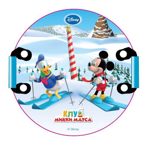 Зимние товары , Ледянки 1 Toy Т55257 арт: 22102 -  Ледянки