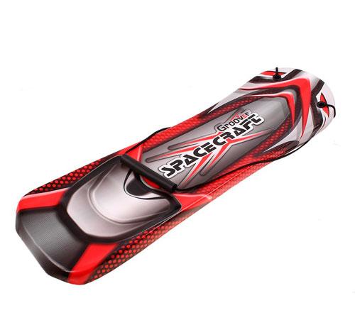 Зимние товары , Ледянки 1 Toy сноуборд Groover Т55302 арт: 22109 -  Ледянки